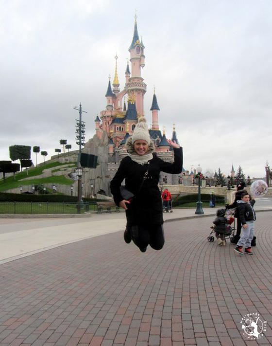 Mój Punkt Widzenia Blog - skok w Disneyland, Paryż