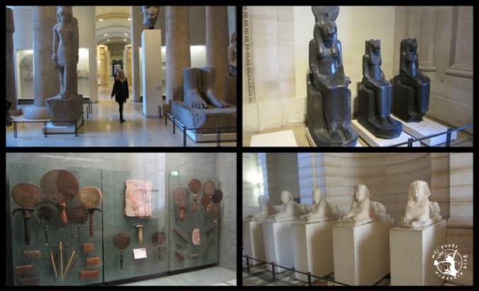 Mój Punkt Widzenia Blog - starożytne rzeźby w Luwrze, Francja