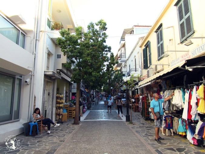Mój Punkt Widzenia Blog - Sklepy i restauracje w Agios Nikolaos, Kreta