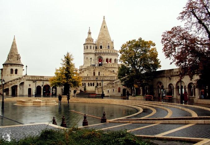 Mój Punkt Widzenia Blog - co zwiedzić w Budapeszcie, Baszta Rybacka