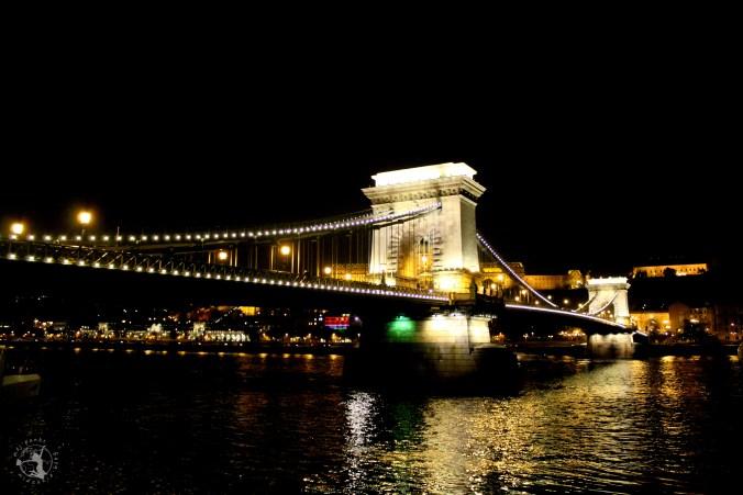 Mój Punkt Widzenia Blog - co zwiedzić w Budapeszcie, most Szechenyiego