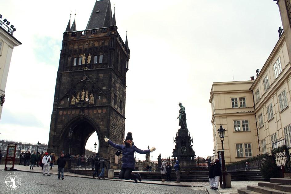 Mój Punkt Widzenia - Most Karola w Pradze, blog podróżniczy