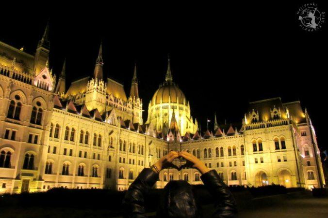 Mój Punkt Widzenia Blog - Parlament w Budapeszcie