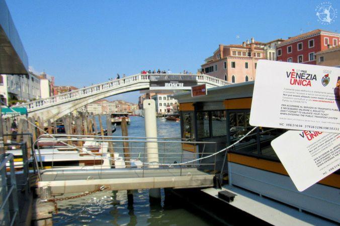 Mój Punkt Widzenia Blog - bilety na komunikację miejską w Wenecji