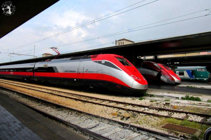 Mój Punkt Widzenia Blog - dworzec kolejowy w Wenecji