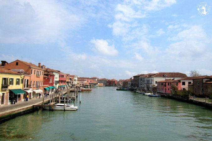 Mój Punkt Widzenia Blog - spacer po Murano