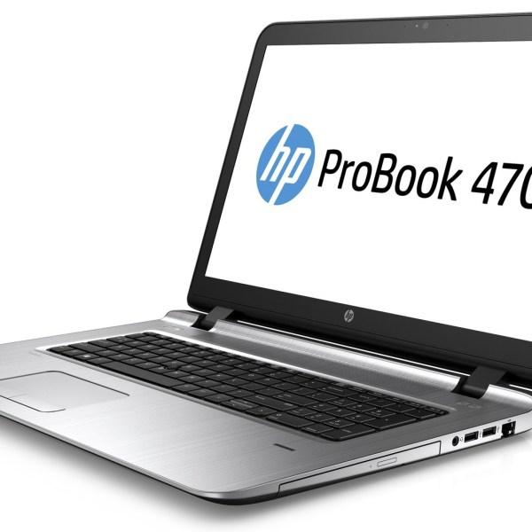 HP prenosnik ProBook 470 G3 i3/4GB/1TB/W10 (W4P86EA)