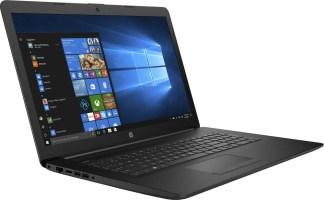 Prenosni računalnik HP 17 by3658ng Black