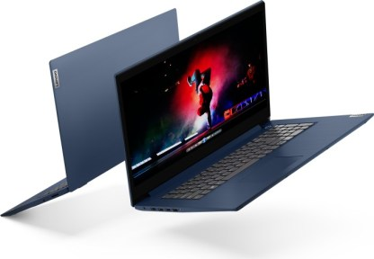 Lenovo IdeaPad 3 17IIL05 Abyss Blue