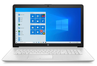 Prenosni računalnik HP 17 by 3063st Silver
