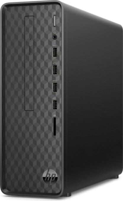 HP Slim Desktop S01-aF0018ng Jet Black