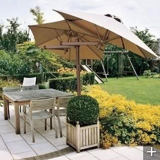 sombrillas de patio resistentes 2021