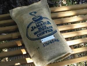 Jamaica Blue Mountain Kahvesi