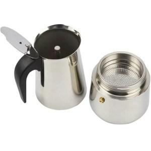 kahve demleme ekipmanları Moka Pot
