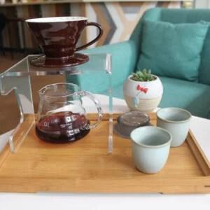 kahve demleme ekipmanları V60 Dripper