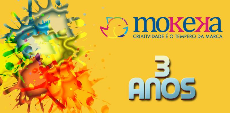 Agência Mokeka - 3 anos em pleno crescimento
