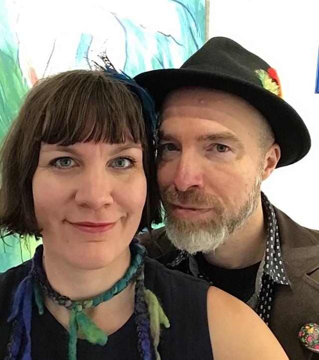 Minna Aalto ja Michael Britsch