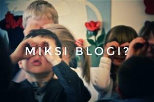 Blogi mökkisi markkinoinnin apuna