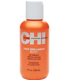 protect your hair and add shine with chi deep brilliance