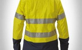 Jual Wearpack Safety Wanita Warna Kuning Biru Scotlite