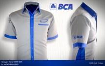 Desain Seragam Kerja Bank BCA
