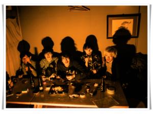 タテジマヨーコ バンド