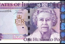 100 pounds note