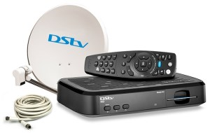 dstv decoder dish remote cable