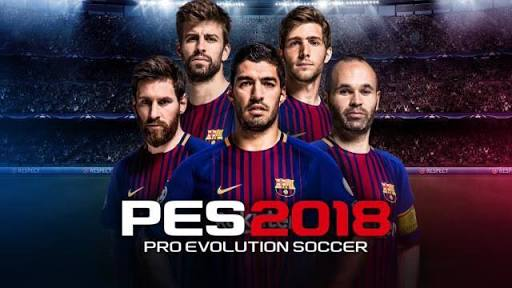 Latest PES 2018 ISO PPSSPP Download For Android