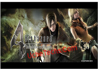 Biohazard 4 Resident Evil 4 Apk Obb Data Download For Android