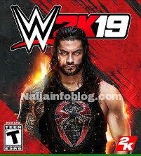 WWE 2k19 Apk + OBB Data Mod Download For Android