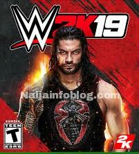 Download WWE 2k19 Apk obb data mod