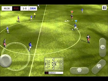 Dream league soccer dls 2018 & dls 2019 MultiPlayer mode