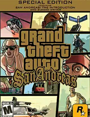 GTA San Andreas Lite Apk Mod Download + OBB Data Highly