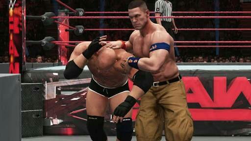 Download WWE 2k18 Apk
