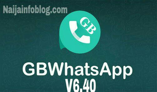 GBWhatsapp v6.40 Apk mod download