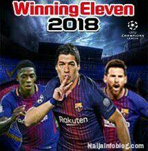 Winning Eleven 2018 Apk + OBB Data Mod Download [WE 18]