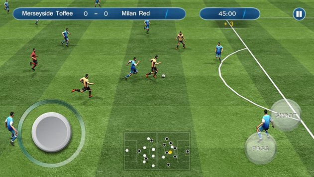 Ultimate Soccer gameplay