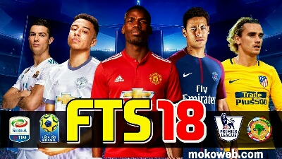 FTS 18 apk mod download