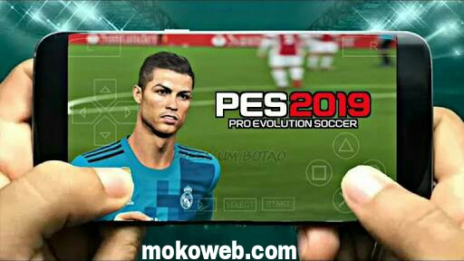 Playing PES 2019 ISO For PPSSPP On Android