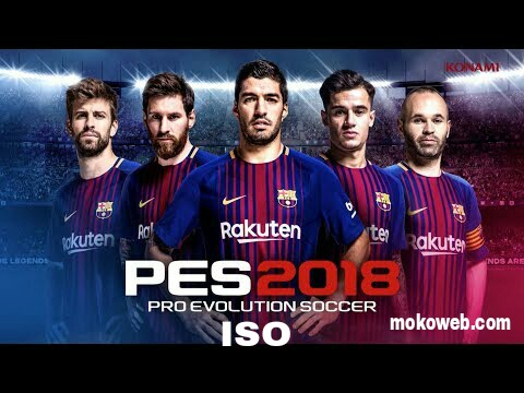 Pes 18 iso file