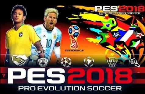 Pro Evolution Soccer 2018 FIFA World Cup