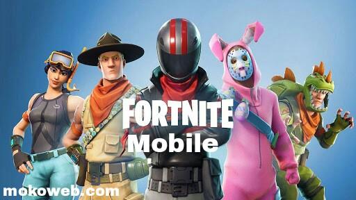 Fortnite mobile apk