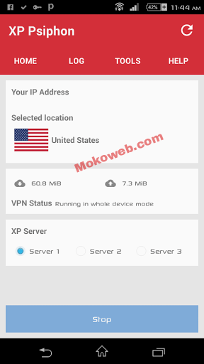 XP Psiphon Config File For MTN Free Browsing 2019