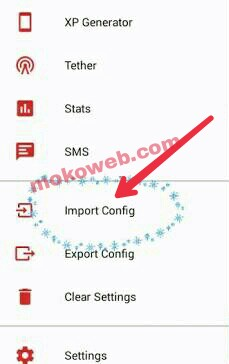 Xp psiphon Config file mtn free browsing