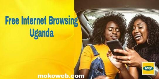 Uganda MTN Free Internet Browsing Trick