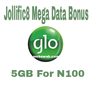 Glo 10GB For N200, 5GB For N100