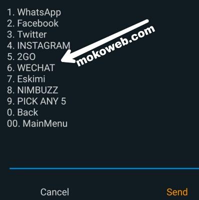 MTN MPulse WeChat Cheat