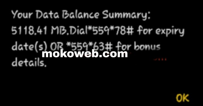 MTN 5GB For N50 WeChat cheat