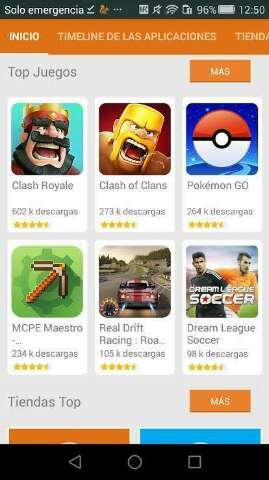 Aptoid apps store